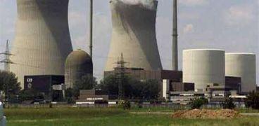 صورة أرشيفية لأحد المفاعلات النووية