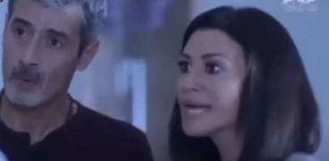 مشهد هاني من مسلسل هذا المساء