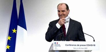 رئيس الوزراء الفرنسي جان كاستيكس