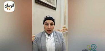 النائبة هالة أبو السعد، وكيل لجنة المشروعات بمجلس النواب