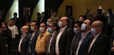 أعضاء مجلس نقابة الصحفيين