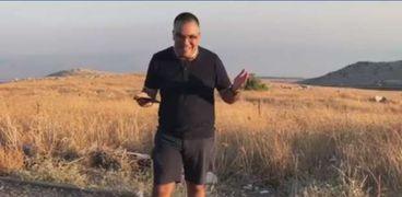 المتحدث باسم الجيش الإسرائيلي أفيخاي أدرعي