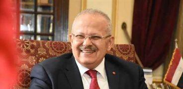 الدكتورمحمد عثمان الخشت رئيس جامعة القاهرة
