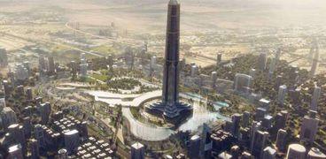 البرج المصري بـ Oblisco CapitaleTower