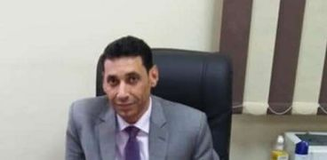 الدكتور ممدوح السباعي رئيس الإدارة المركزية لمكافحة الآفات