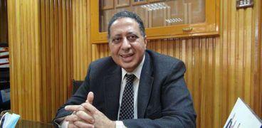 الدكتور أحمد عبد الخالق - طب المنصورة