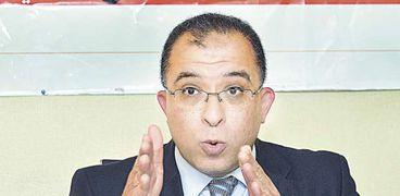 الدكتور أشرف العربي - وزير التخطيط