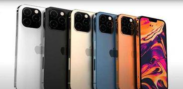 ظهور مشكلة iPhone 13 Pro