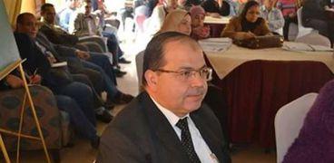 الدكتور نصيف الحفناوي وكيل صحة المنوفية