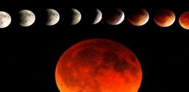 فوائد خسوف القمر