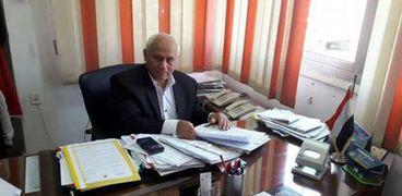 مدير عام مكتب رئيس جامعة المنوفية