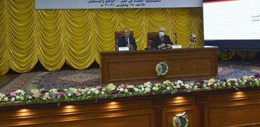 لتبادل الخبرات.. بروتوكول تعاون بين جامعة الفيوم ووكالة الفضاء المصرية
