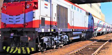 قطار - صورة ارشيفية