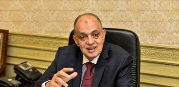 النائب محمد كمال مرعى رئيس لجنة المشروعات بالنواب