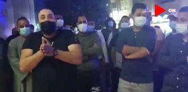 مصريون عالقون في دبي