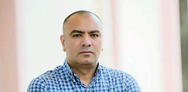 محمد علي أبوحجازي مرشح القائمة الوطنية من أجل مصر