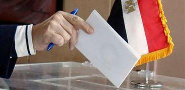 التصويت فى الإنتخابات