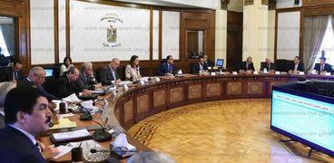 اجتماع سابق لمجلس المحافظين برئاسة مصطفى مدبولي