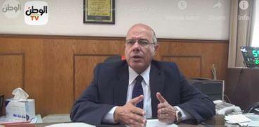 الدكتور أحمد عبد العال رئيس الهيئة العامة الأرصاد