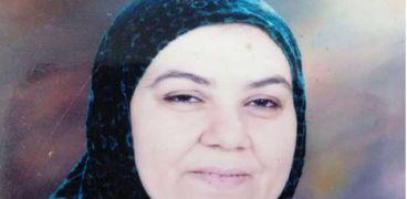 الطبيبة الراحلة سونيا عبد العظيم رفض الأهالي دفنها بسبب وفاتها بكورونا