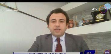 حسين عادل فهمي خبير نظم المعلومات بالنمسا