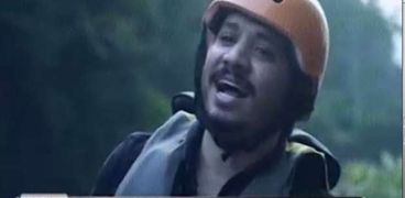 """مصطفى حجاج من برنامج """"رامز في الشلال"""""""