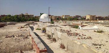 مقابر جبل مريم