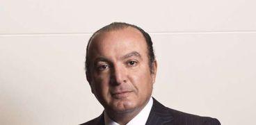 هاني برزي رئيس المجلس التصديري للصناعات الغذائية