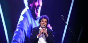 حفل محمد منير بدار الأوبرا المصرية