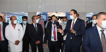 «الرعاية الصحية»: حريصون على دعم الجانب الصحي في ليبيا