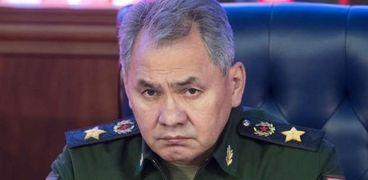 وزير الدفاع الروسي-سيرجي شويجو-صورة أرشيفية