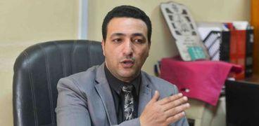 علاء عبدالعاطى، معاون وزيرة التضامن الاجتماعى للرعاية الاجتماعية