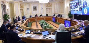 اجتماع مجلس الوزراء أمس ناقش تشديد الإجراءات الاحترازية ضد كورونا