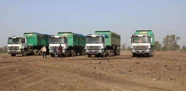 اجراءات حكومية لوقف اى تلوث بيئي خلال الفترة المقبلة