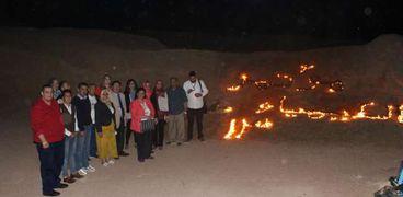 رحلات السفارى بجنوب سيناء