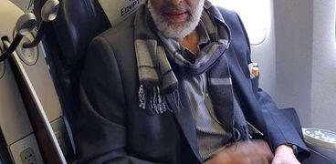مصادر للوطن : أشرف السعد لم يغادر مطار القاهرة الدولي حتى الآن