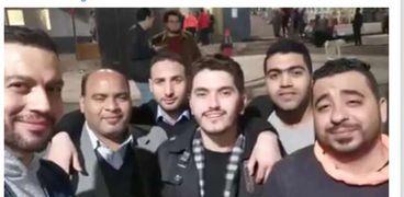 فريق منشدين مصر