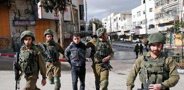 عناصر من جيش الاحتلال الإسرائيلي