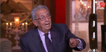 عمرو موسى.. الأمين العام الأسبق لجامعة الدول العربية