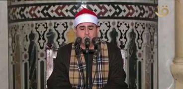 شعائر صلاة الجمعة من مسجد الثورة بالقاهرة