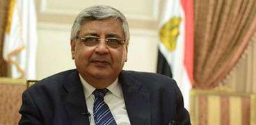 الدكتور محمد عوض تاج الدين - مستشار رئيس الجمهورية لشؤون الصحة