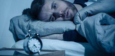 طريقة للتخلص من التفكير الطويل أثناء النوم
