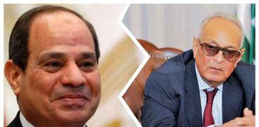 «أبوشقة» يهنئ المصريين والرئيس بعيد الفطر المبارك