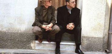 ديان كيتون وآل باتشينو