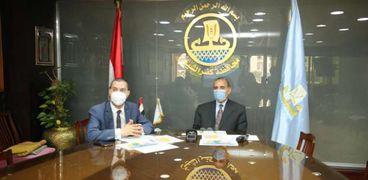 تدريب470 من الجهاز الإداري ضمن برنامج« التهيئة للتحول الرقمي» بكفر الشيخ