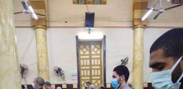 جوامعنا.. مسجد السيدة حورية في بني سويف: «طلبت تشيده برؤية في المنام»