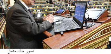 د محمد شاكر وزير الكهرباء