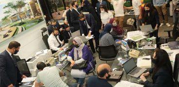 مبيعات طلعت مصطفى تستقبل العملاء حتى العاشرة مساء (صور)