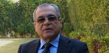 الدكتور مدحت يوسف، نائب رئيس هيئة البترول الأسبق