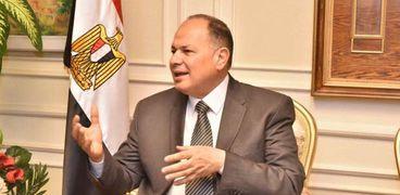 اللواء عصام سعد محافظ أسيوط